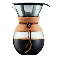 Bodum Pour Over 8 Cup Coffee Maker with Cork Band