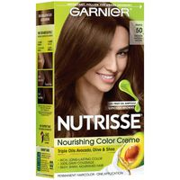 Garnier Nutrisse Nourishing Color Creme 50 Medium Natural Brown
