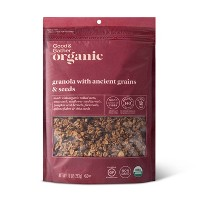Ancient Grains & Seeds Granola - 10oz - Good & Gather™