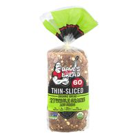 Dave's Killer Bread Organic Bread 21 Whole Grains And Seeds