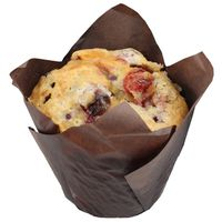 Central Market Cranberry & Blueberry Muffin