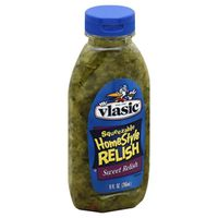 Vlasic Squeezable Homestyle Relish Sweet Relish