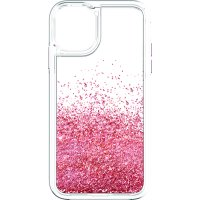Rose Gold Liquid Glitter Phone Case for iPhone 11 Pro