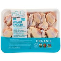 Central Market Air-Chilled Organic Wing Drummettes