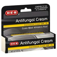 H-E-B Clotrimazole 1% Athlete Foot Cream
