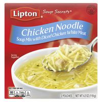 Lipton Instant Soup Mix Chicken Noodle