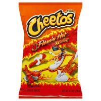 Cheetos Hot Snack Mix