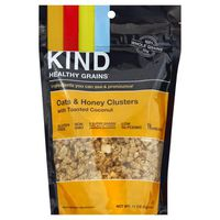 Kind Clusters, Oat & Honey, with Toasted Coconut