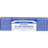 Dr. Bronner's All-One Toothpaste Peppermint