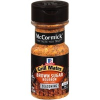 McCormick Grill Mates Brown Sugar Bourbon Seasoning - 3oz