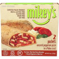 Mikeys Pizza Pockets, Pepperoni, 2 Pack