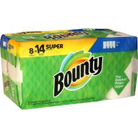 Bounty Paper Towels, Select A Size, 2 Ply