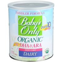 Baby's Only Toddler Formula, Dairy, Iron Fortified, Powder