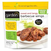 Gardein Sweet & Tangy Frozen Barbecue Wings - 9oz