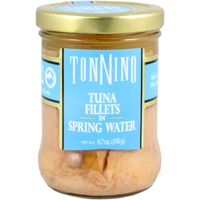Tonnino Tuna Fillets, in Spring Water