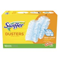 Swiffer Dusters Multi-Surface Refills, with Gain Original Scent, 10 count