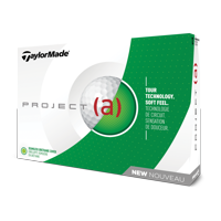 TaylorMade Project (a) Golf Balls, 12 Pack