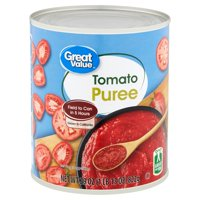 Great Value Tomato Puree, 29 oz