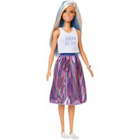 Barbie Fashionistas Doll, Original Body Type with Dream Tee