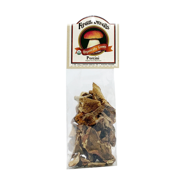 Fungus among us Organic Dried Porcini Mushrooms, 1 each