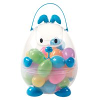 Way To Celebrate Easter Blue Rabbit Egg Carrier