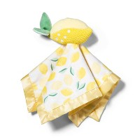 Small Security Blanket Lemons - Cloud Island™ Yellow