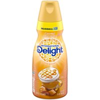 International Delight Caramel Macchiato Coffee Creamer, 1 Quart