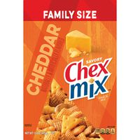 Chex Mix Savory Cheddar Snack Mix