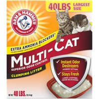 Arm & Hammer Clumping Litter Multi Cat (Multiple Sizes)