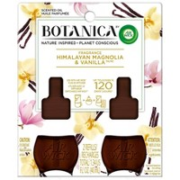 Botanica by Air Wick Scented Oil Twin Refill Himalayan Magnolia & Vanilla
