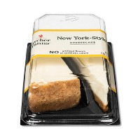 New York Style Cheesecake Slices - 2ct - Archer Farms™