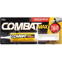 Combat Max Roach Killing Gel for Indoor and Outdoor Use, 2.1-Ounce Syringe