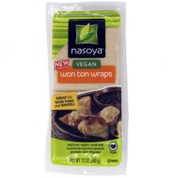 Won Ton Wrappers 12oz