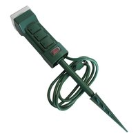 GTC 6-Outlet Outdoor Power Stake With Timer