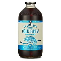 Chameleon Cold Brew Vanilla Coffee Concentrate - 1qt