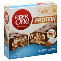 Fiber One Chewy Bars, Protein, Coconut Almond