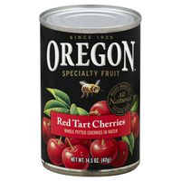 Oregon Red Tart Cherries
