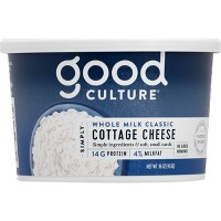 Good Culture Classic 4% Cottage Cheese - 16oz