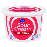 Kroger Original Sour Cream