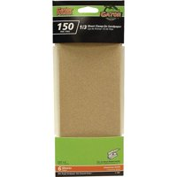Gator 1/3-Inch Sheet Clamp-On Sandpaper, 150-Grit