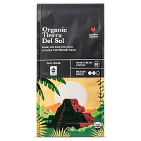 Organic Tierra Del Sol Medium Roast Whole Bean Coffee - 10oz - Archer Farms™