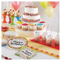 Confetti Sprinkles Party Supplies Collection