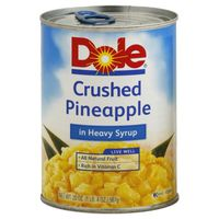Dole Pineapple, Crushed