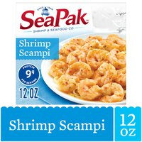 SeaPak Shrimp & Seafood Co. Shrimp Scampi