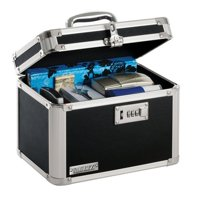 Vaultz Locking Storage Box with Combination Lock