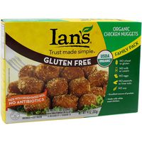 Ians Chicken Nuggets, Organic, Family Pack