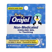 Baby Orajel Cooling Gel, for Teething, Non-Medicated, Nighttime