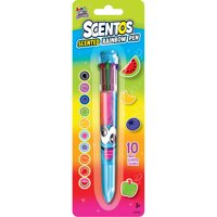 Scentos Scented Rainbow Pen Blue