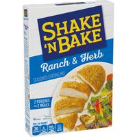 Shake 'N Bake Ranch & Herb Seasoned Coating Mix