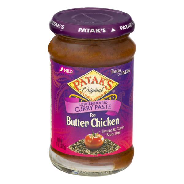 Patak's Curry Paste for Butter Chicken